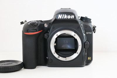【買取実績】Nikon ニコン D750 ボディ マルチパワーバッテリーパック MB-D16等