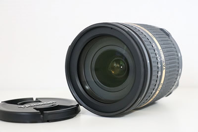 【買取実績】TAMRON タムロン AF 18-270mm F3.5-6.3 Di II VC B003N Nikon