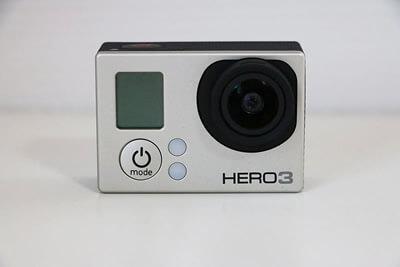 【買取金額】Gopro ゴープロ HERO3 シルバーエディション CHDHN-301-JP