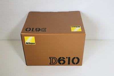 【買取金額】Nikon ニコン D610 ボディ