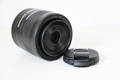 【買取実績】Canon キャノン EF-M28mm F3.5 マクロ IS STM レンズ