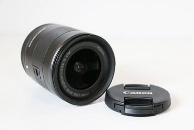 【買取実績】Canon キャノン EF-M11-22mm F4-5.6 IS STM レンズ