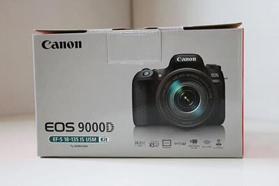 【買取実績】Canon キャノン EOS 9000D EF-S18-135 IS USM レンズキット