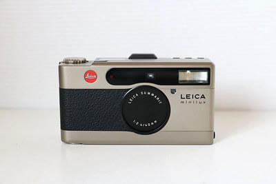 【買取実績】Leica ライカ Leica minilux