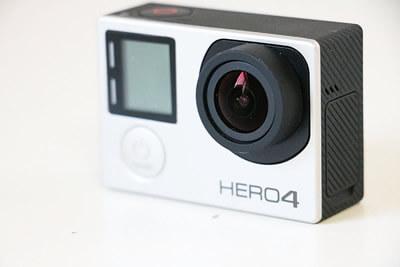 【買取実績】GoPro ゴープロ HERO4 シルバーエディション