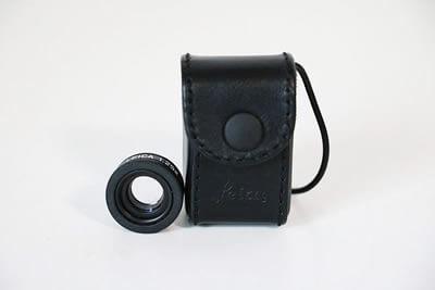 【買取実績】Leica ライカ ビューファインダーマグニファイヤー M 1.25x