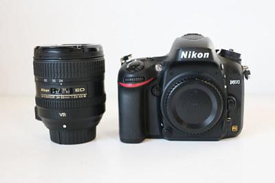 【買取実績】Nikon ニコン D600 24-85 レンズキット 付属品完備