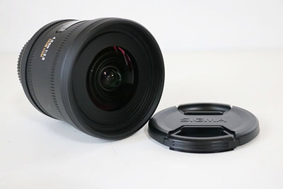 【買取実績】SIGMA シグマ 4.5mm F2.8 EX DC Circular Fisheye HSM for Nikon