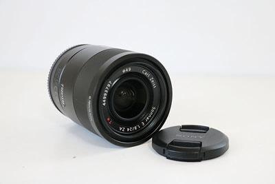 【買取実績】SONY ソニー Sonnar T* E 24mm F1.8 ZA SEL24F18Z