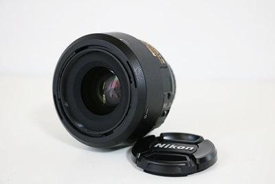【買取実績】Nikon ニコン AF-S DX NIKKOR 35mm F1.8G