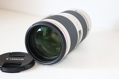 【買取実績】Canon キャノン EF70-200mm F2.8L IS II USM