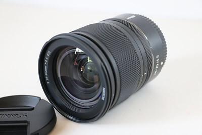【買取実績】Nikon ニコン NIKKOR Z 24-70mm F4 S