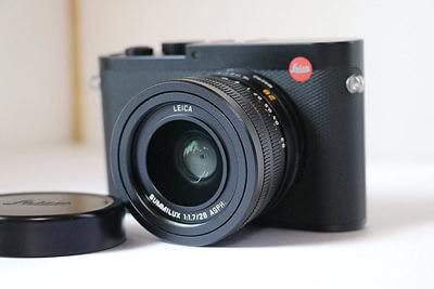 【買取実績】Leica ライカ Q (Typ116) ブラック 5155358