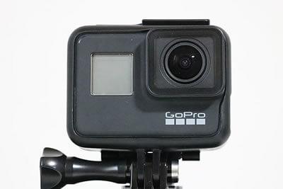 【買取実績】GoPro ゴープロ HERO7 Black CHDHX-701-FW