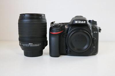 【買取実績】Nikon ニコン D7100 18-105 VR レンズキット