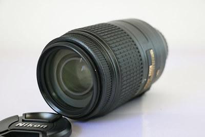 【買取実績】Nikon ニコン AF-S DX NIKKOR 55-300mm F4.5-5.6G ED VR レンズ