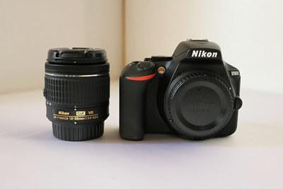 【買取実績】Nikon ニコン D5600 18-55 VR レンズキット