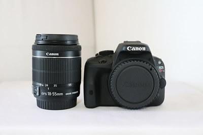 【買取実績】Canon キャノン EOS Kiss X7 EF-S18-55 IS STM