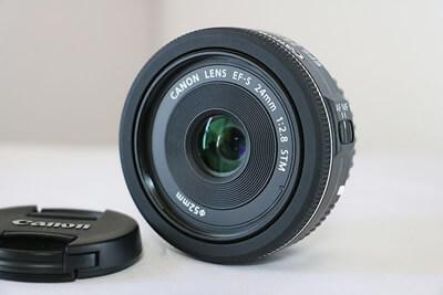 【買取実績】Canon キャノン EF-S24mm F2.8 STM