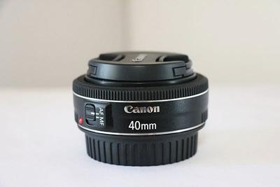 【買取実績】Canon キャノン EF40mm F2.8 STM