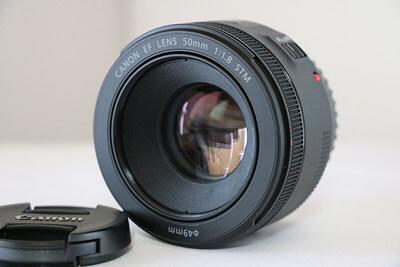 【買取実績】Canon キャノン EF50mm F1.8 STM