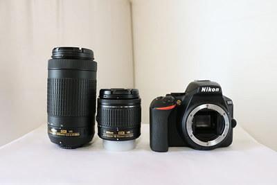 【買取実績】Nikon ニコン D5600 ダブルズームキット