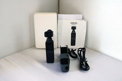 【買取実績】DJI OSMO POCKET