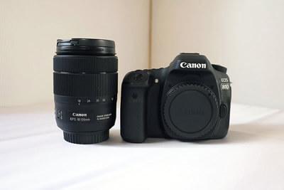 【買取実績】Canon キャノン EOS 80D EF-S18-135 IS USM レンズキット