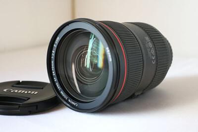 【買取実績】Canon キャノン EF24-70mm F2.8L II USM
