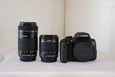 【買取実績】Canon キャノン EOS Kiss X8i ダブルズームキット