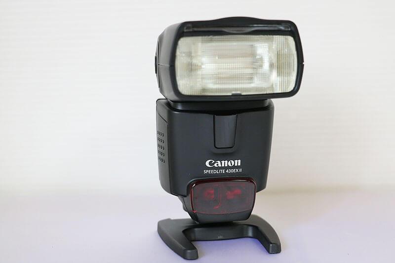 【買取実績】Canon キャノン スピードライト 430EX II