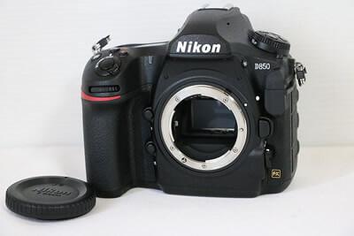 【買取実績】Nikon ニコン D850 ボディ