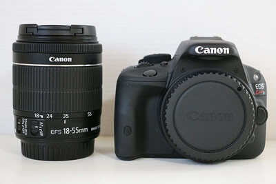 【買取実績】Canon キャノン EOS Kiss X7 EF-S18-55 IS STM レンズキット