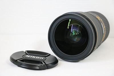 【買取実績】Nikon ニコン AF-S NIKKOR 24-70mm f/2.8E ED N VR