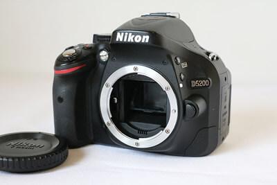 【買取実績】Nikon ニコン D5200 ボディ