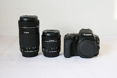 【買取実績】Canon キャノン EOS Kiss X9 ダブルズームキット