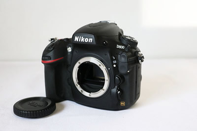 【買取実績】Nikon ニコン D800 ボディ