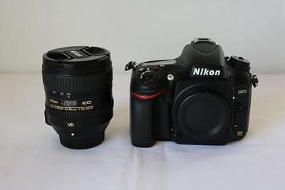 【買取実績】Nikon ニコン D600 24-85 VR レンズキット
