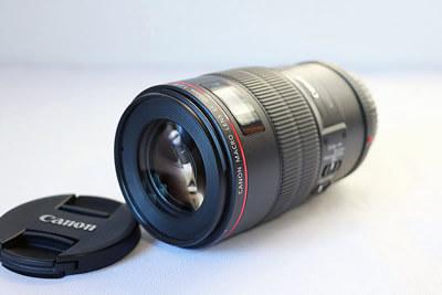 【買取実績】Canon キャノン EF100mm F2.8Lマクロ IS USM