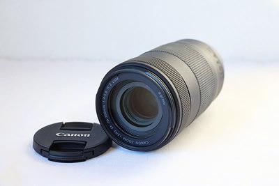 【買取実績】Canon キャノン EF 70-300mm F4-5.6 IS II USM レンズ 別売りフード付き