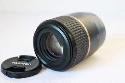 【買取実績】TAMRON タムロン SP 60mm F2 DiII MACRO 1:1 for Canon G005