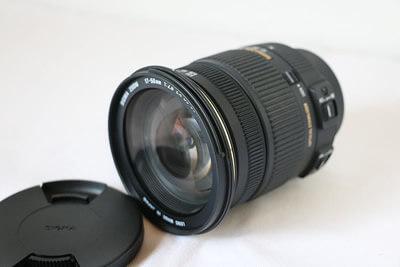 【買取実績】SIGMA シグマ 17-50mm F2.8 EX DC OS HSM for Nikon