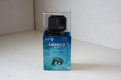 【買取実績】GoPro ゴープロ HERO7 シルバー CHDHC-601-FW