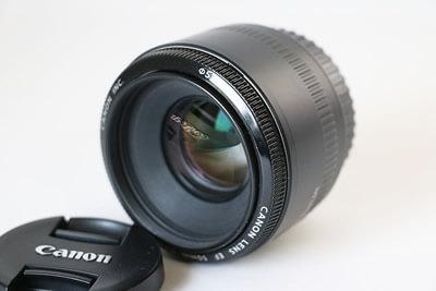 【買取実績】Canon キャノン EF50mm F1.8 Ⅱ