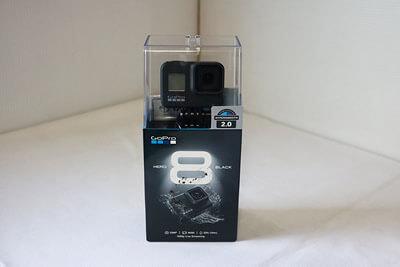 GoPro ゴープロ HERO8 Black CHDHX-801-FW 国内正規品 ウェアラブルカメラ