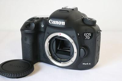【買取実績】Canon キャノン EOS 7D Mark II ボディ
