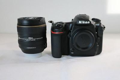 【買取実績】Nikon ニコン D500 16-80 VRレンズキット