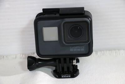 【買取実績】GoPro ゴープロ HERO6 BLACK CHDHX-601-FW