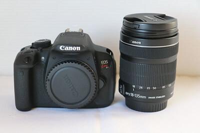 【買取実績】Canon キャノン EOS Kiss X7i EF-S18-135 IS STM レンズキット