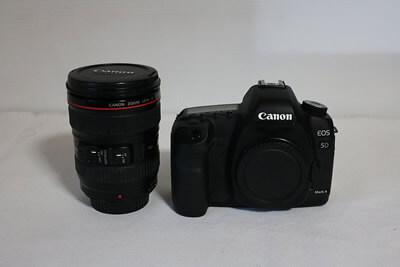 【買取実績】Canon キャノン EOS 5D Mark II EF24-105L IS USM レンズキット